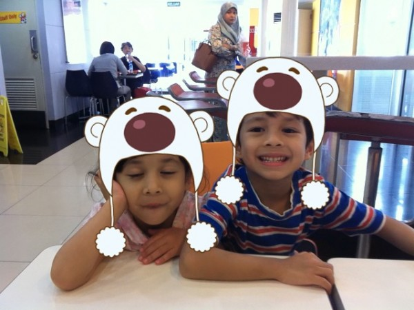 playing with pororo app