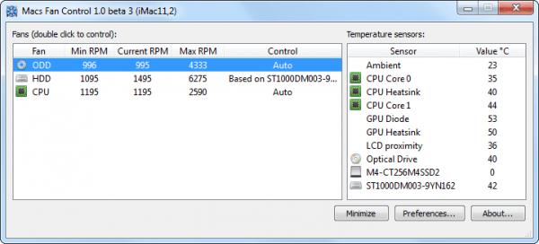 Fan Control Software Windows 7 : Macbook pro bootcamp overheating munzir rosdi